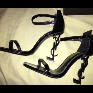 YSL heels size 6